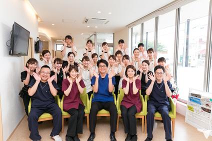 医療法人社団健美会 いわいグリーン歯科 - 求人画像1