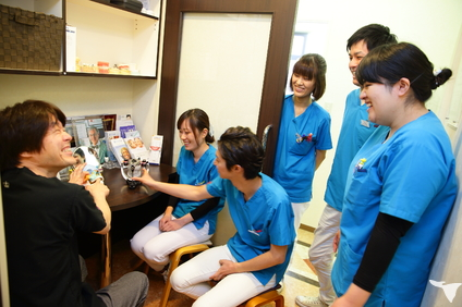 医療法人社団大志会 LIFE MEDICAL GROUP 今井歯科EAST・WEST - 求人画像1