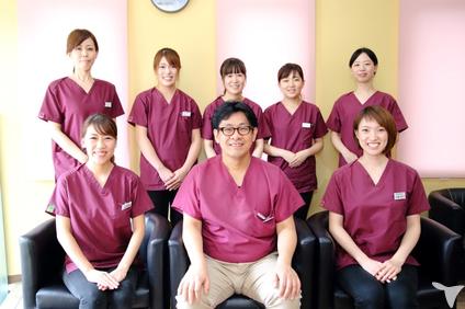 医療法人仁誠会 あっぷる歯科 - 求人画像1